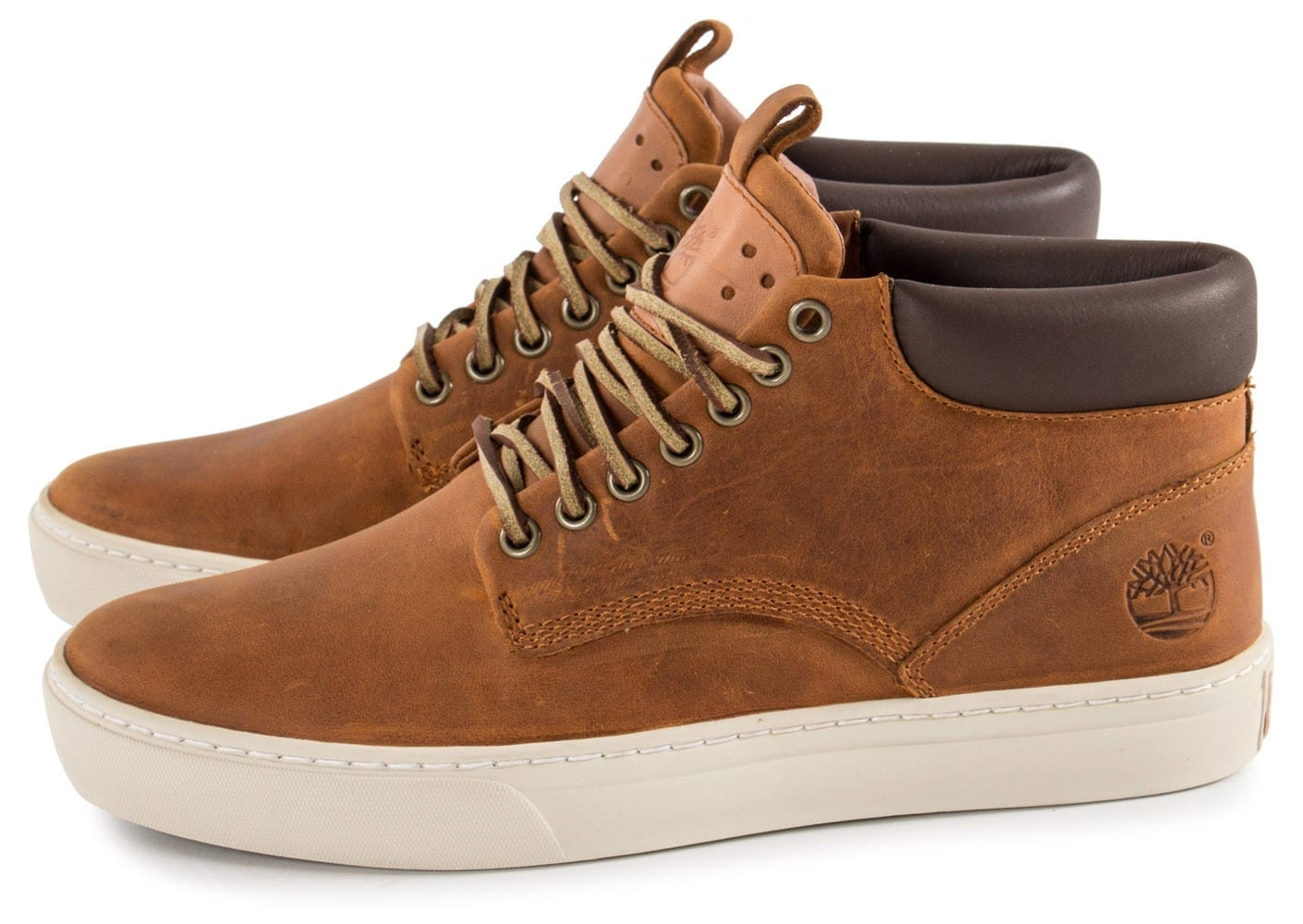 timberland chukka cupsole homme