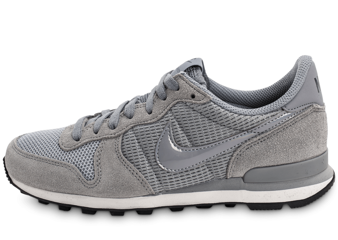 nike internationalist grise homme