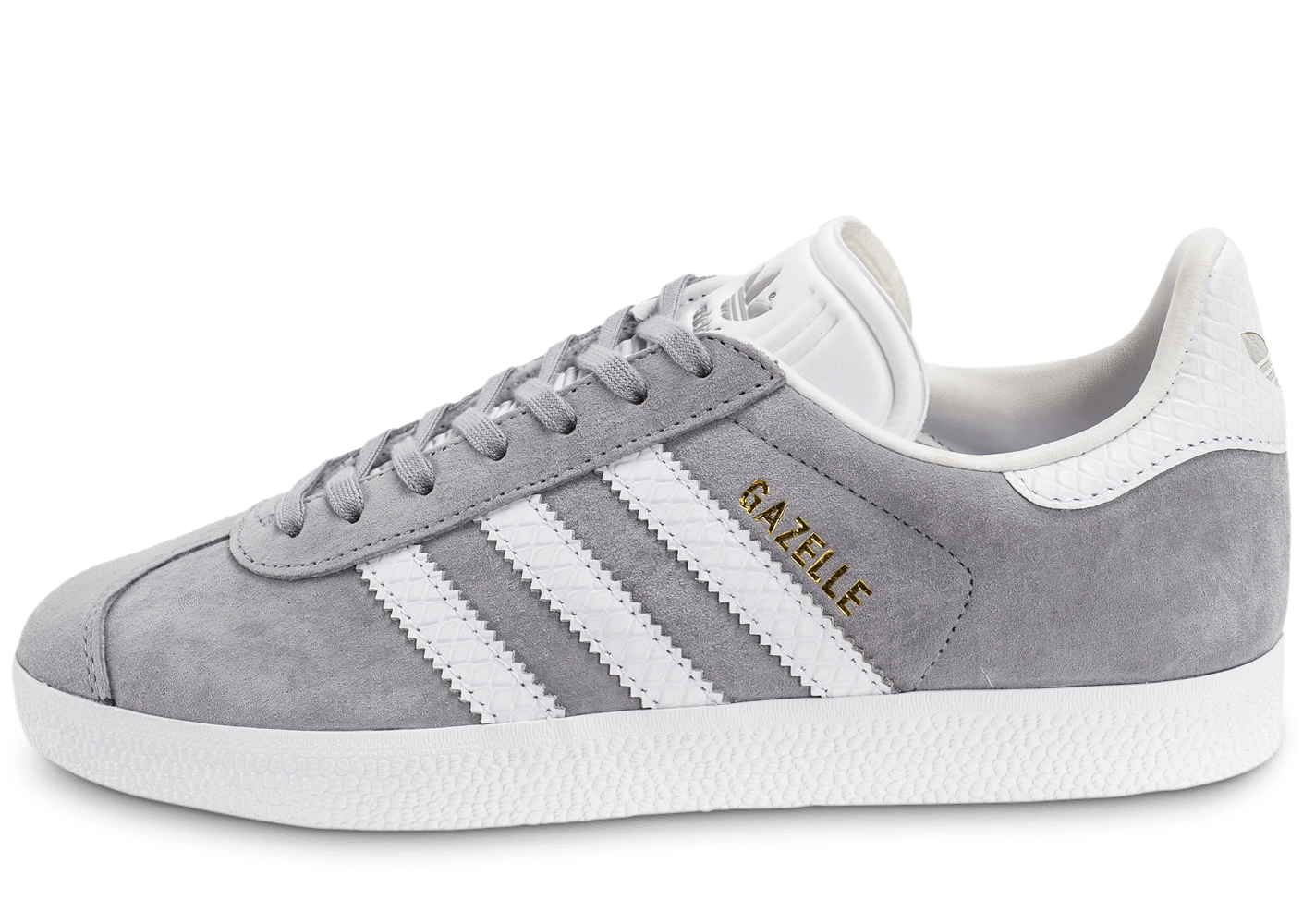 adidas gazelle w grise chaussures adidas chausport. Black Bedroom Furniture Sets. Home Design Ideas