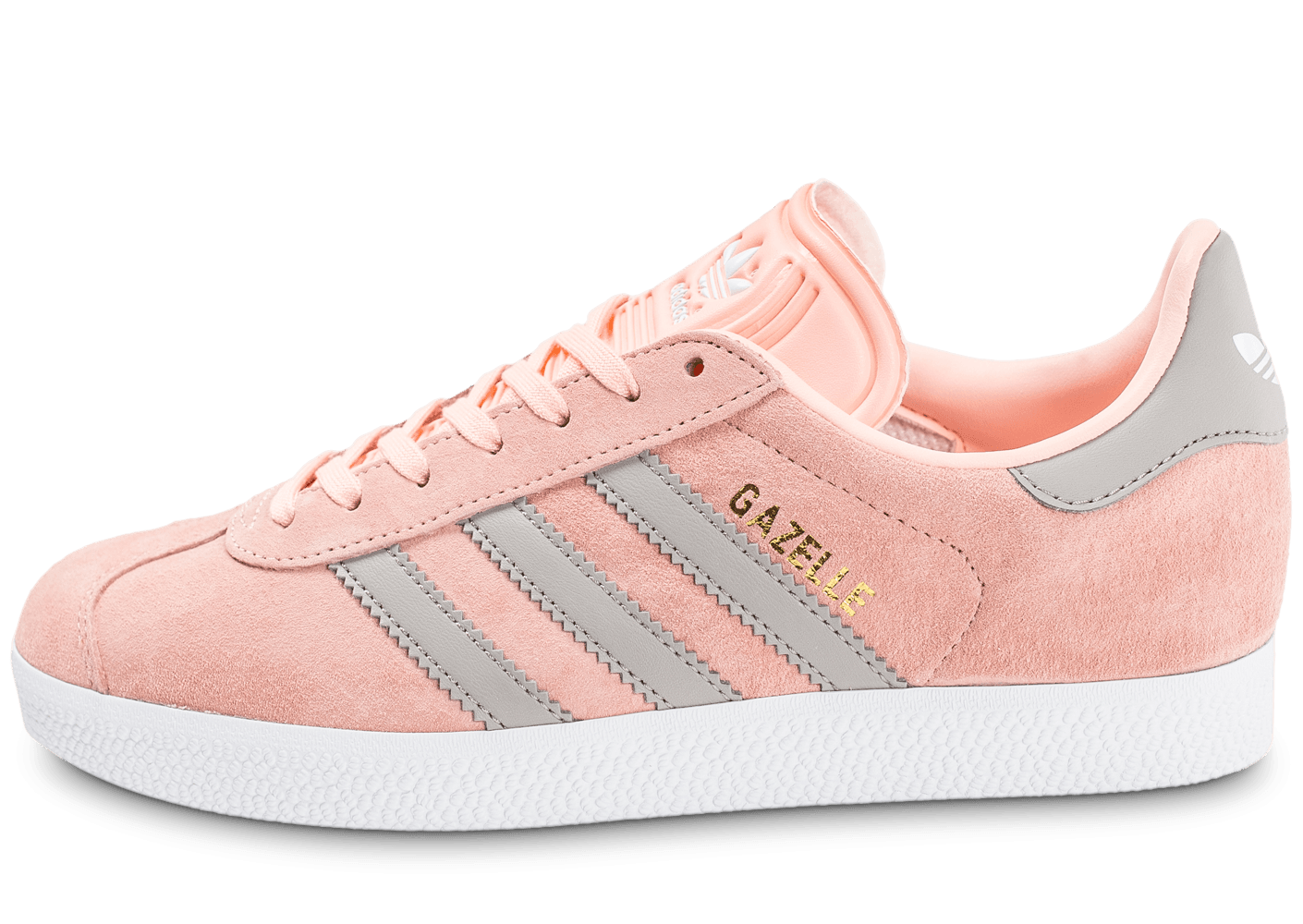 adidas gazelle w corail chaussures adidas chausport. Black Bedroom Furniture Sets. Home Design Ideas
