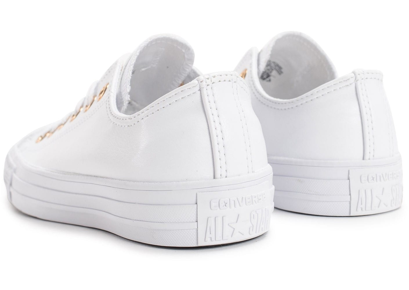 chuck all star converse blanche
