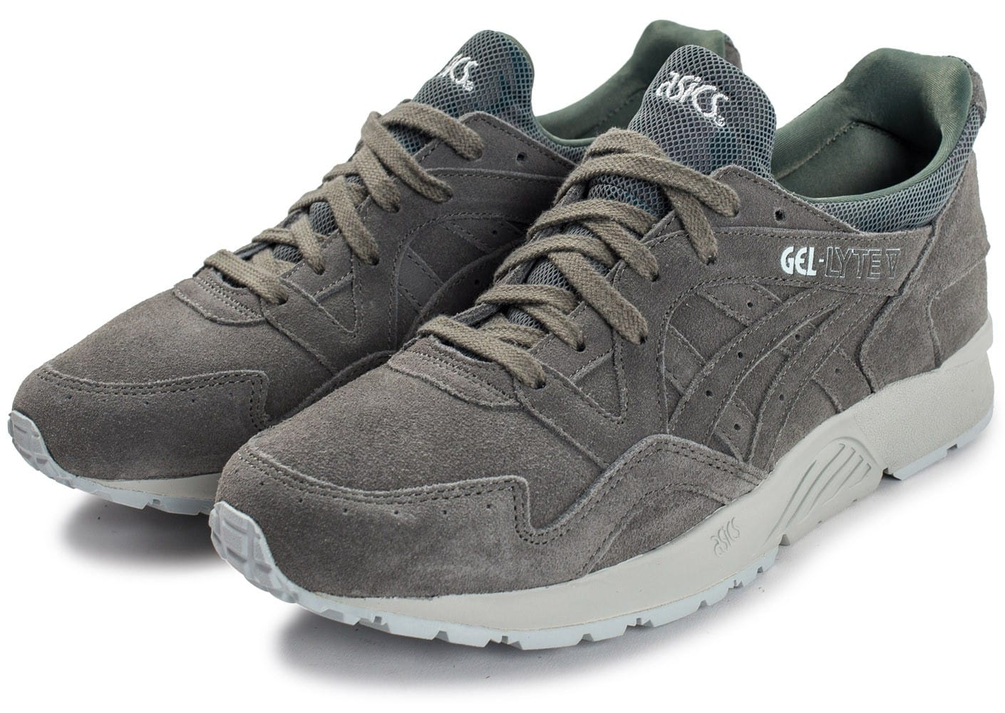 asics gel lyte 5 homme kaki. Black Bedroom Furniture Sets. Home Design Ideas