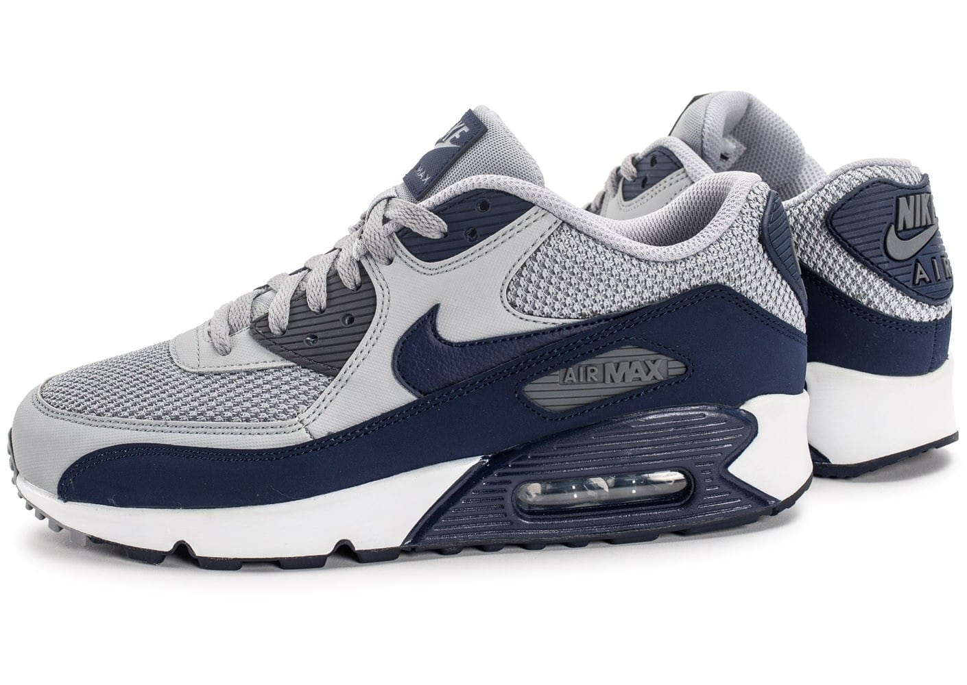 nike air max 90 homme chaussures bleu. Black Bedroom Furniture Sets. Home Design Ideas