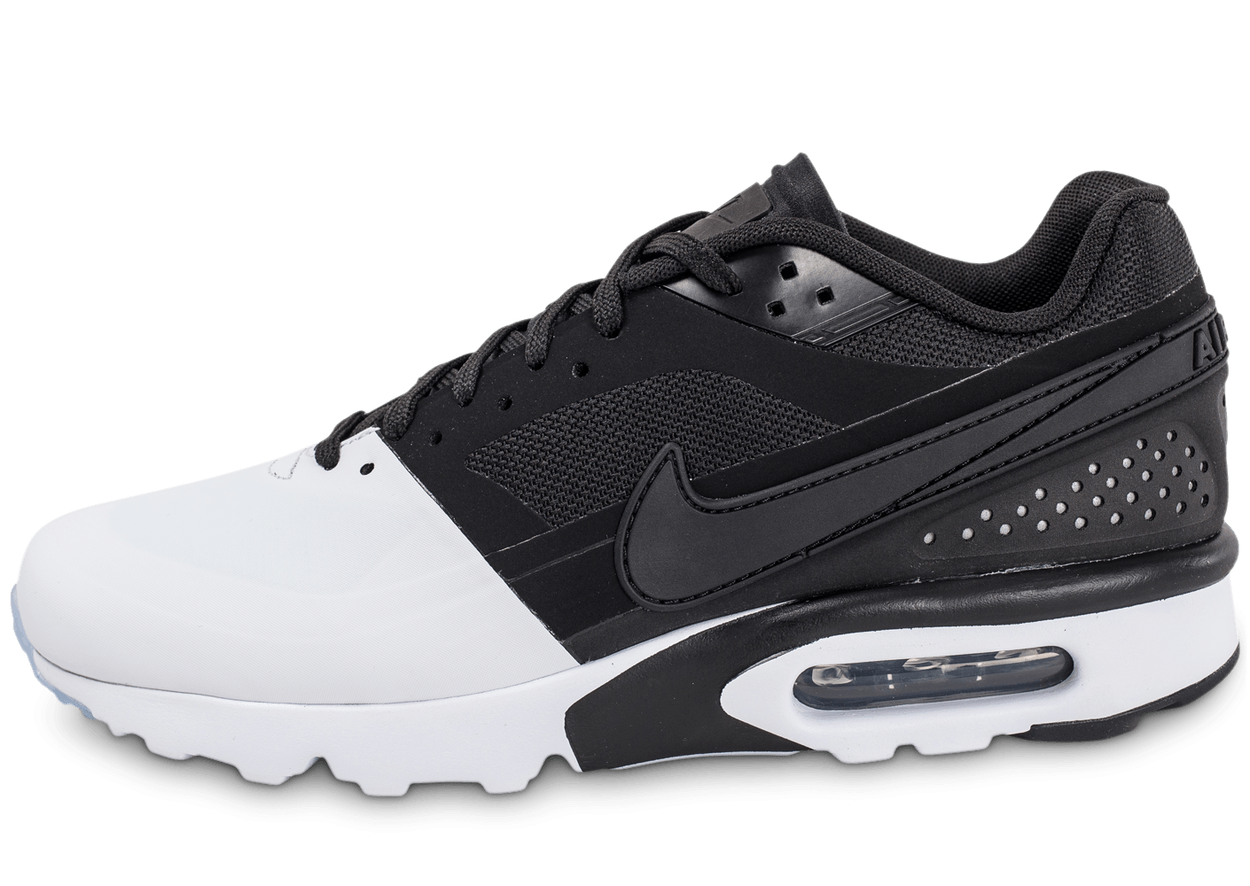 Nike Air Max BW Ultra SE noire et blanche - Chaussures ...
