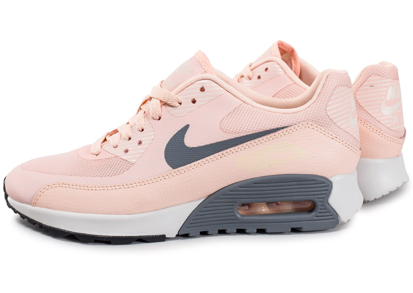 nike air max 90 chaussures rose