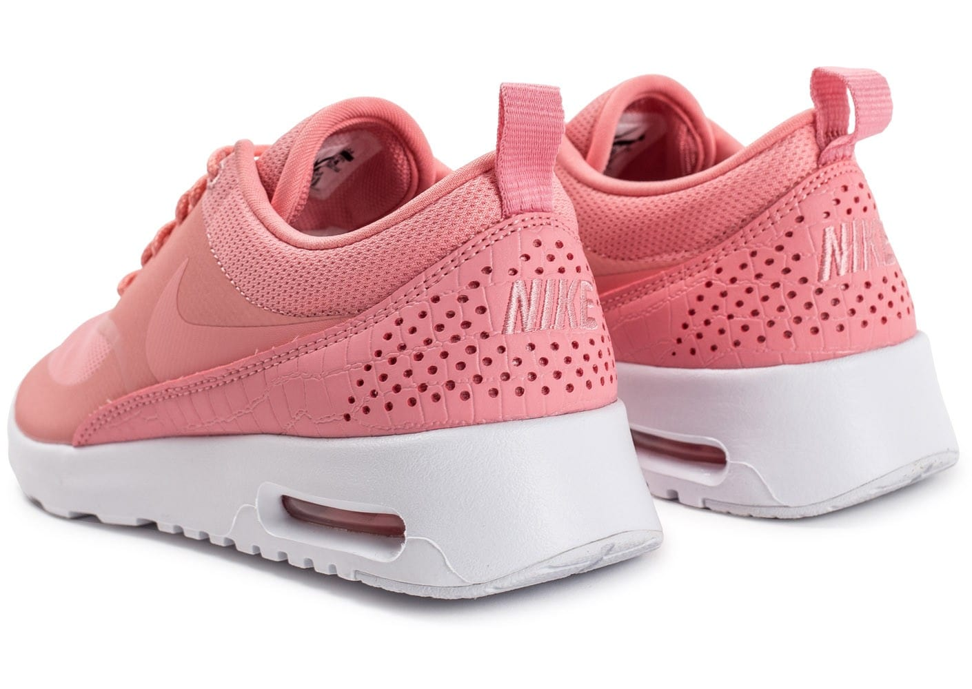 nike air max thea w rose chaussures chaussures chausport. Black Bedroom Furniture Sets. Home Design Ideas