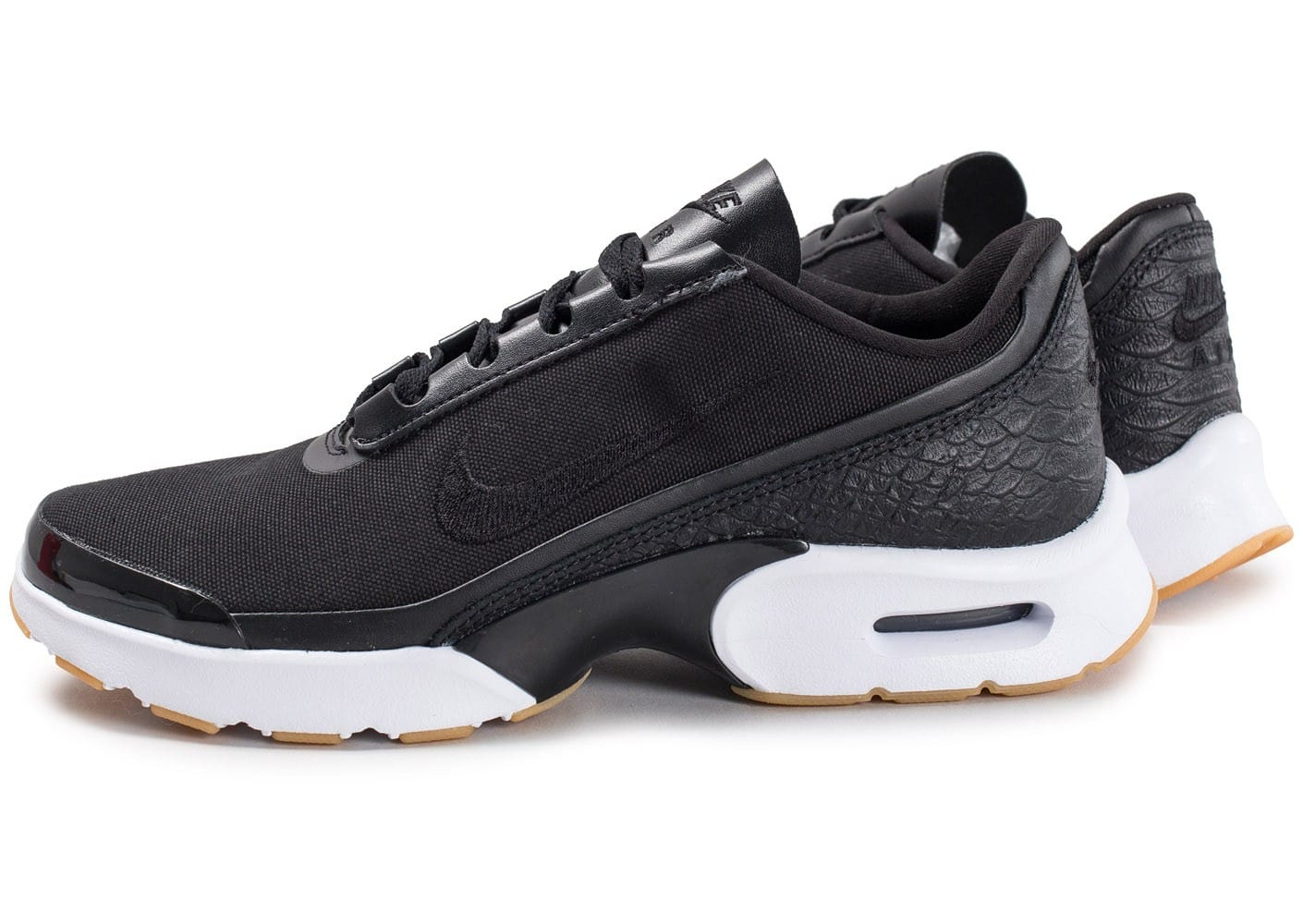 nike air max jewell se noir gum chaussures femme chausport. Black Bedroom Furniture Sets. Home Design Ideas