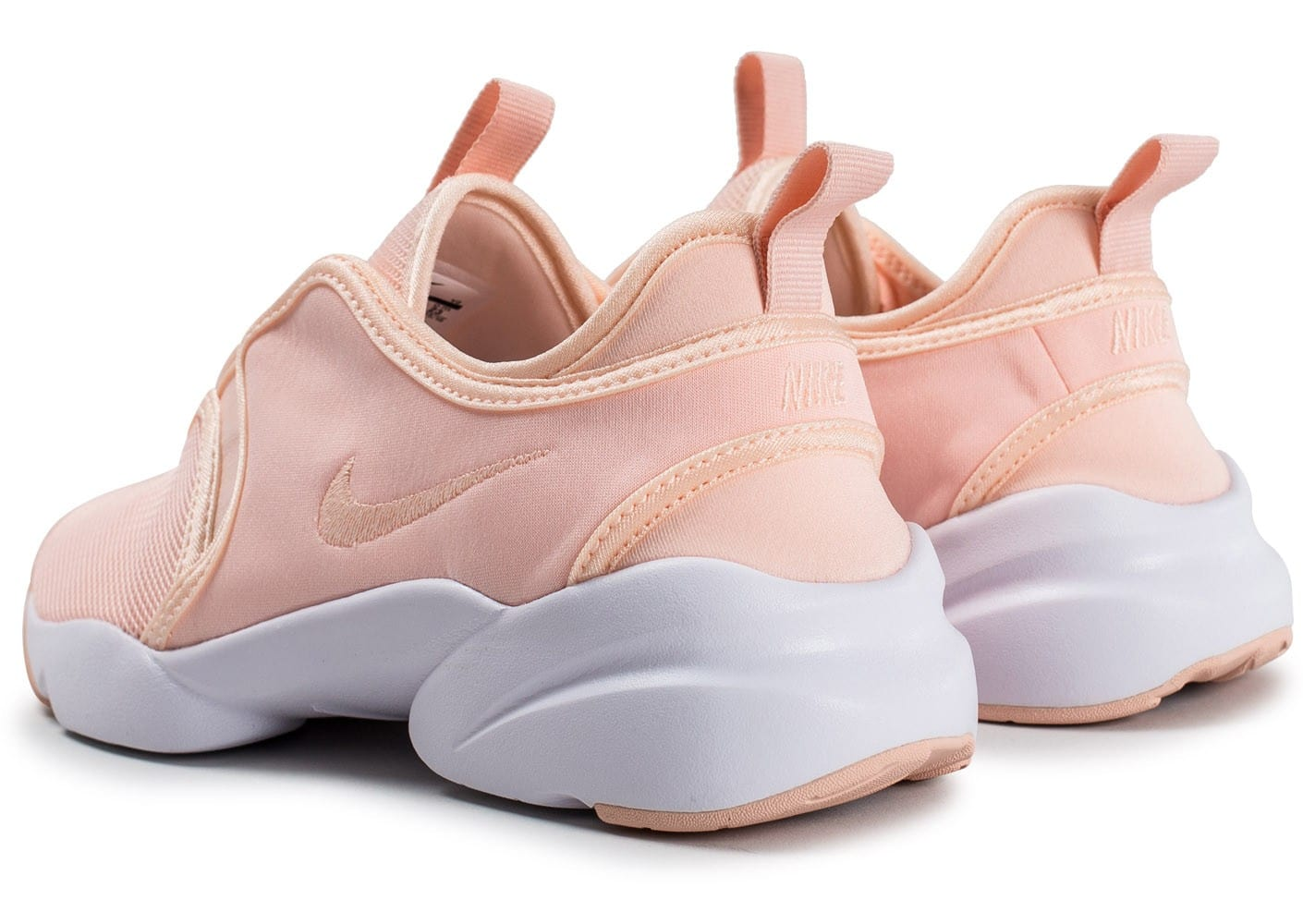 nike loden w rose pale chaussures femme chausport. Black Bedroom Furniture Sets. Home Design Ideas