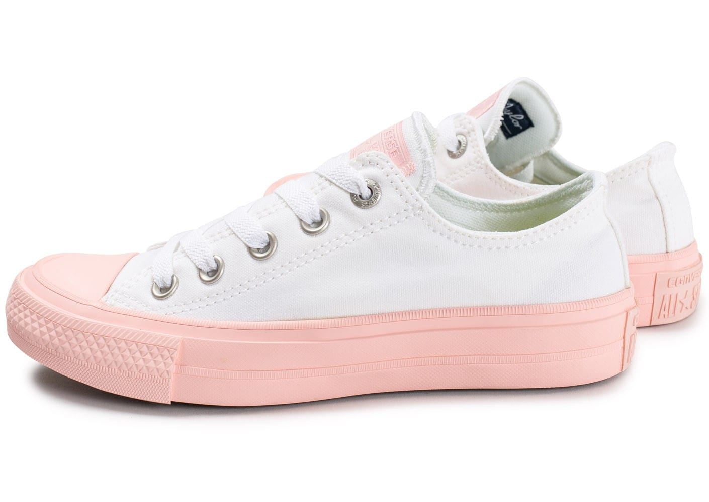 converse rose taille 20