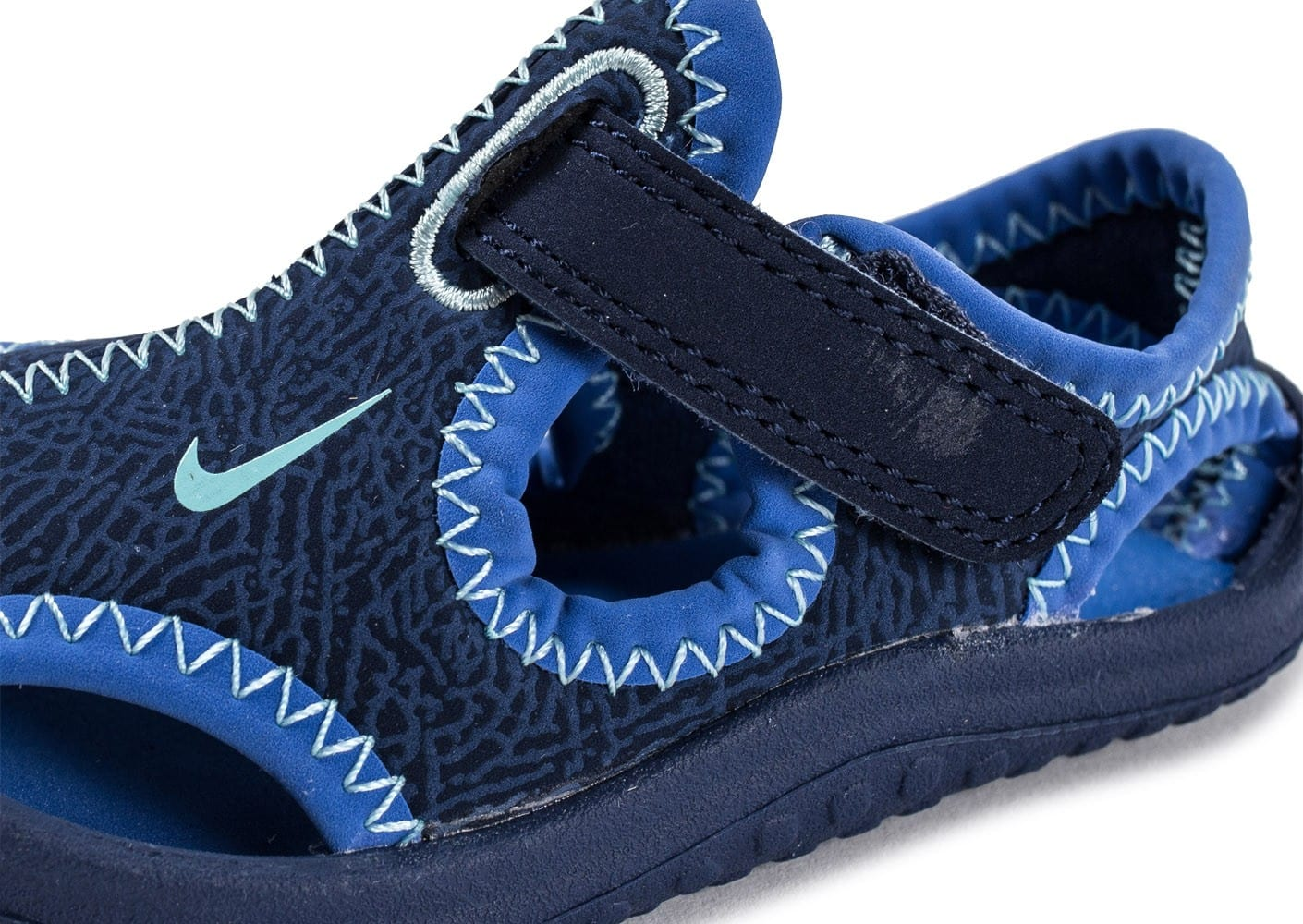 732ee4f441d ... chaussures nike sunray protect bebe bleu vue details