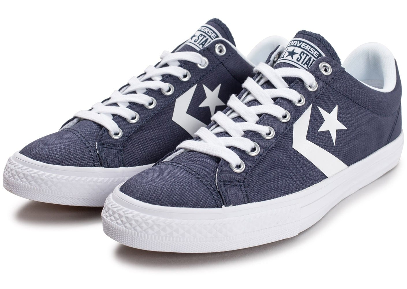 converse star player bleu marine