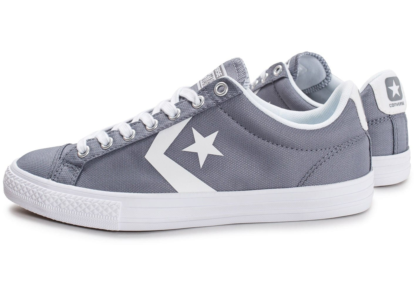 converse star player homme gris