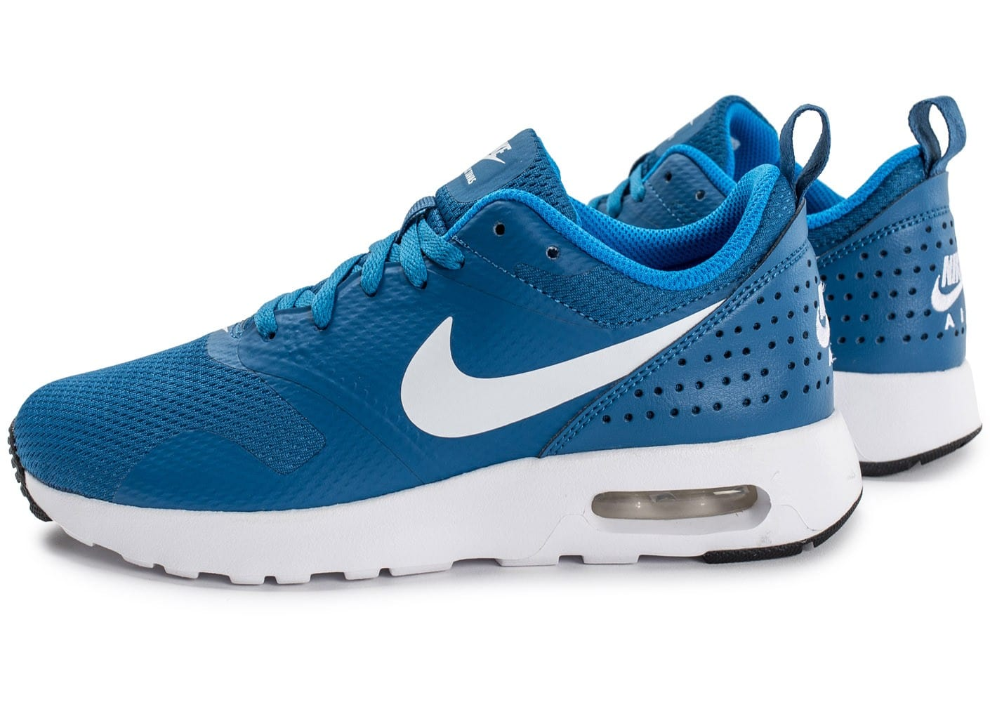 nike air max tavas enfant bleu chaussures enfant chausport. Black Bedroom Furniture Sets. Home Design Ideas