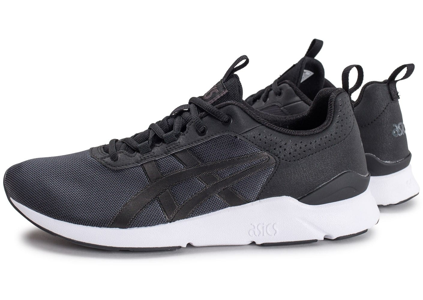 asics gel lyte runner noire chaussures homme chausport. Black Bedroom Furniture Sets. Home Design Ideas