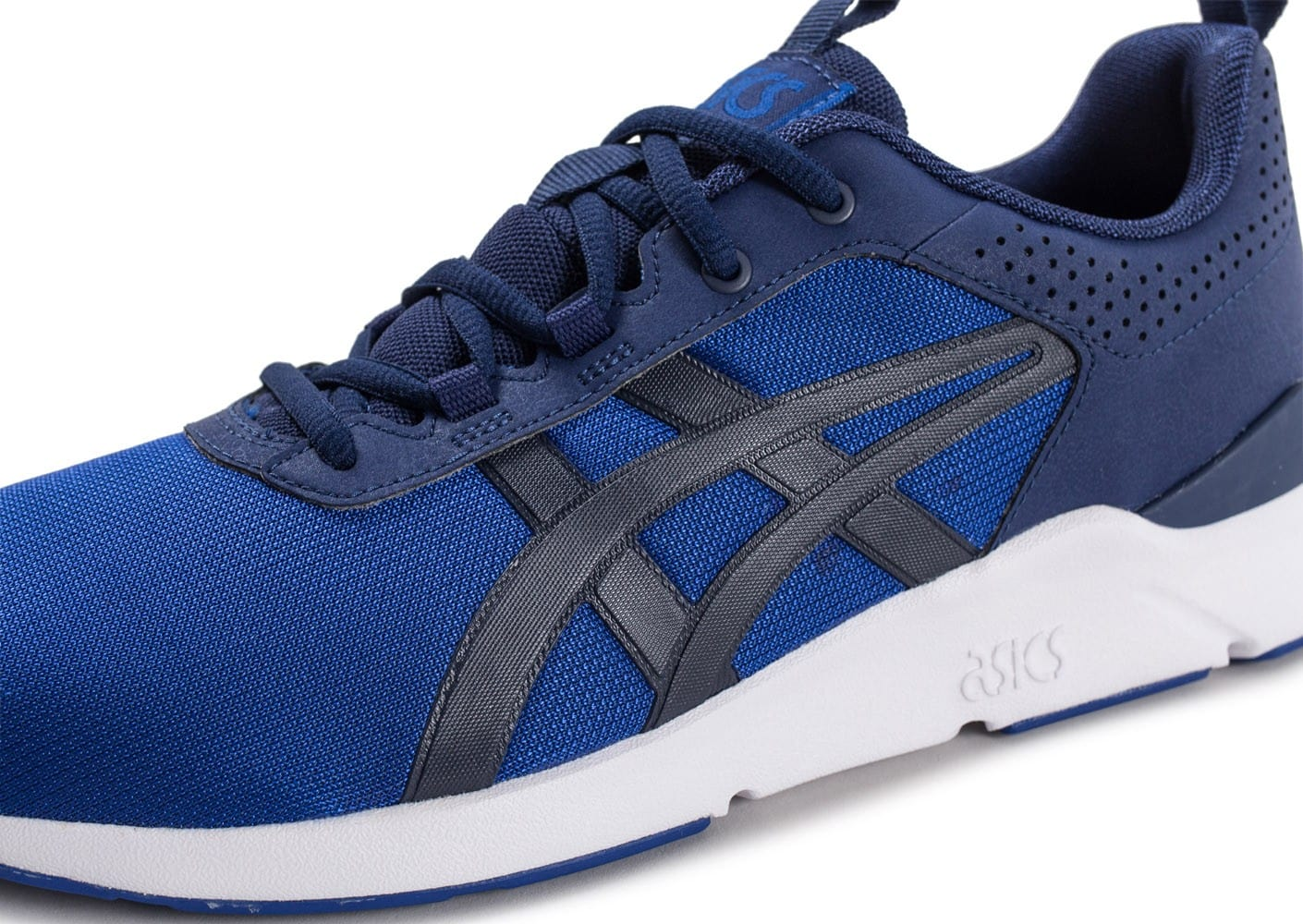 soldes asics gel lyte v bleue chaussures homme chausport. Black Bedroom Furniture Sets. Home Design Ideas