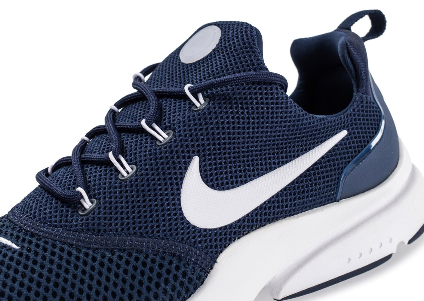 info for 90210 fc19a chaussures nike presto fly bleu marine vue details