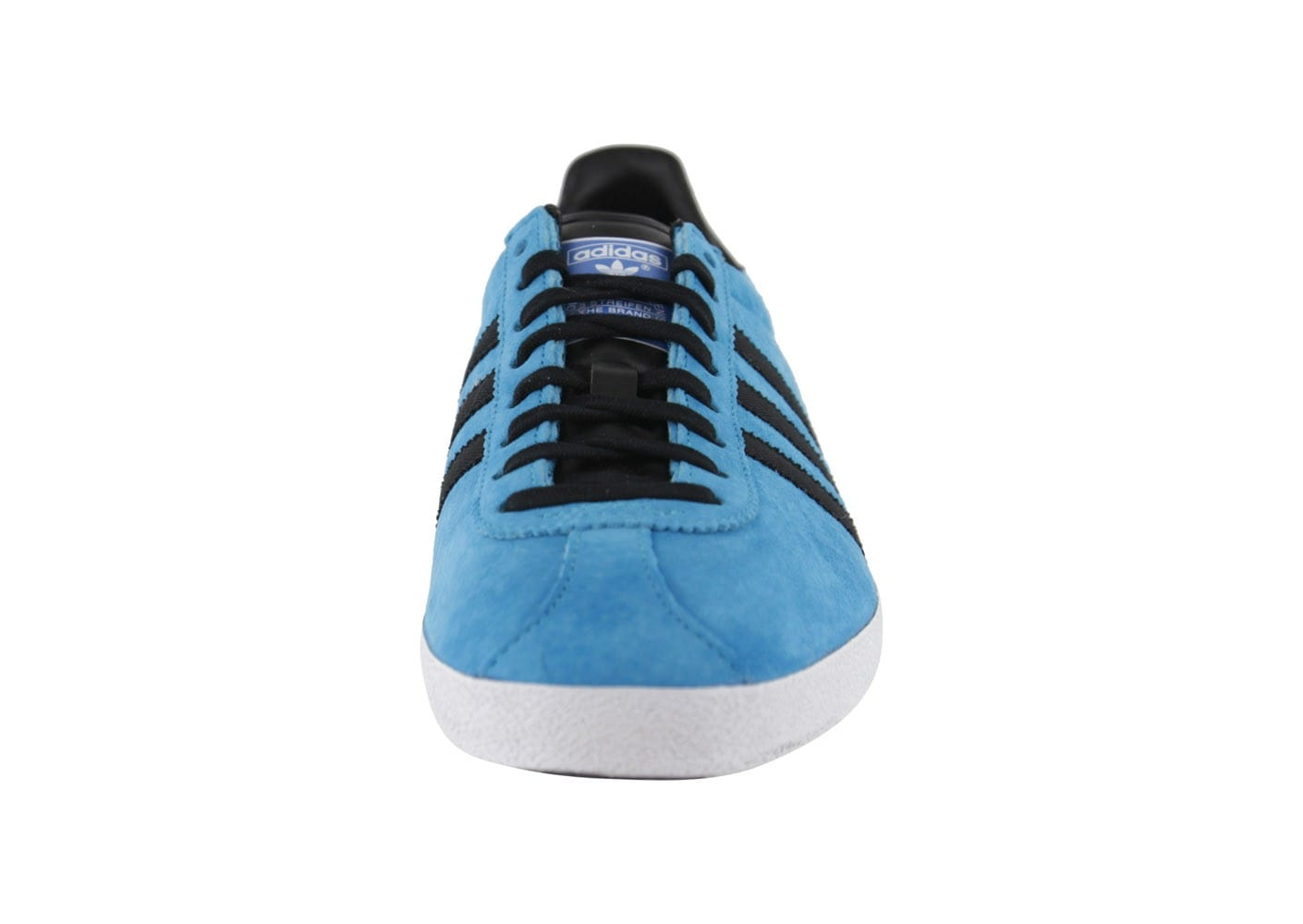 adidas gazelle og bleue chaussures adidas chausport. Black Bedroom Furniture Sets. Home Design Ideas
