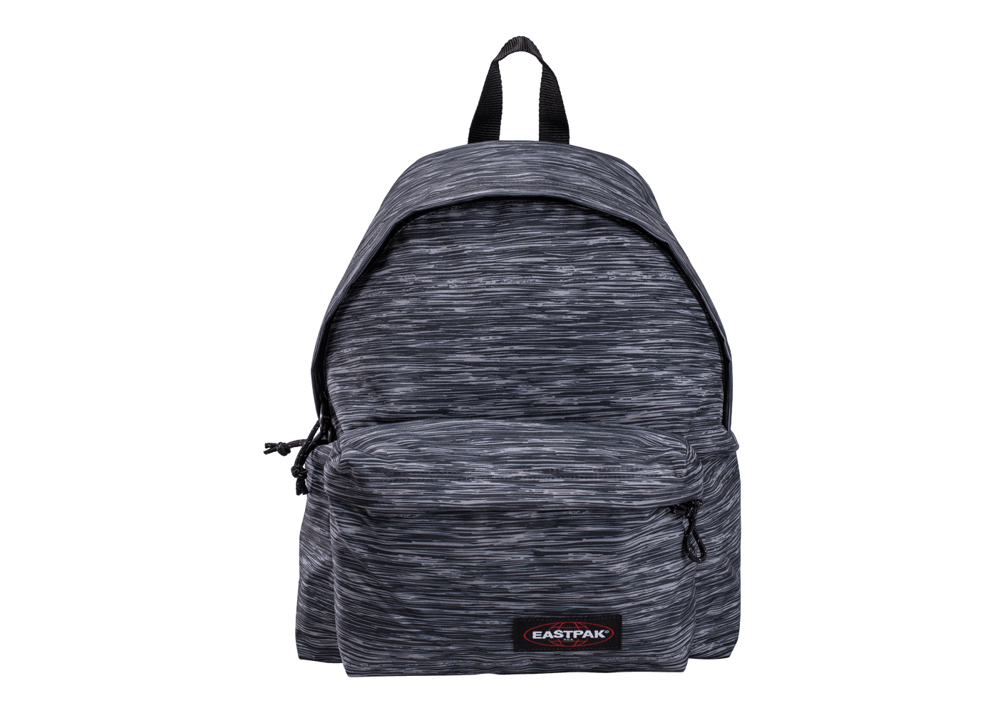 eastpak sac dos padded pak 39 r knit grey black friday chausport. Black Bedroom Furniture Sets. Home Design Ideas