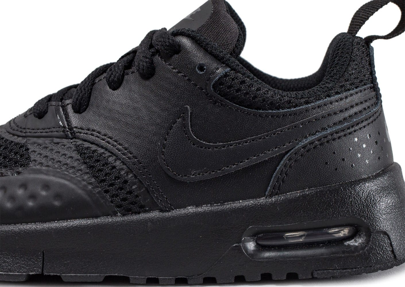 nike air max vision enfant noire chaussures black friday chausport. Black Bedroom Furniture Sets. Home Design Ideas