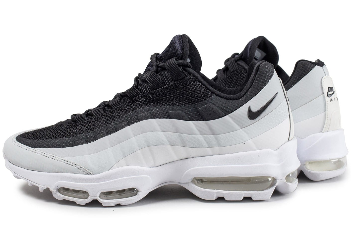 nike air max 95 essential noire et blanche chaussures. Black Bedroom Furniture Sets. Home Design Ideas