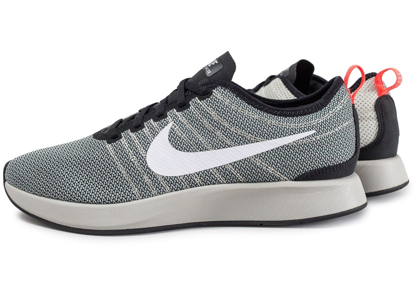 nike dualtone racer pale grey chaussures homme chausport. Black Bedroom Furniture Sets. Home Design Ideas