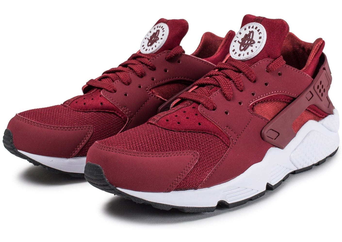 pick up 0880e 7d009 nike air huarache femme bordeaux