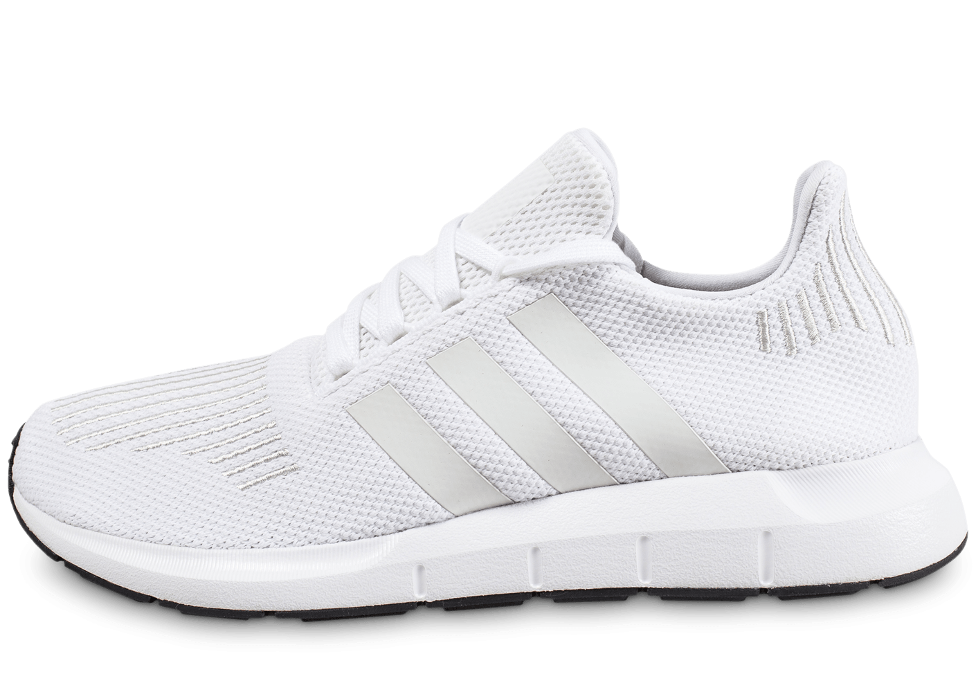 low priced 2c562 294a0 Chaussures Adidas Swift Run blanches homme uL2iTZcj