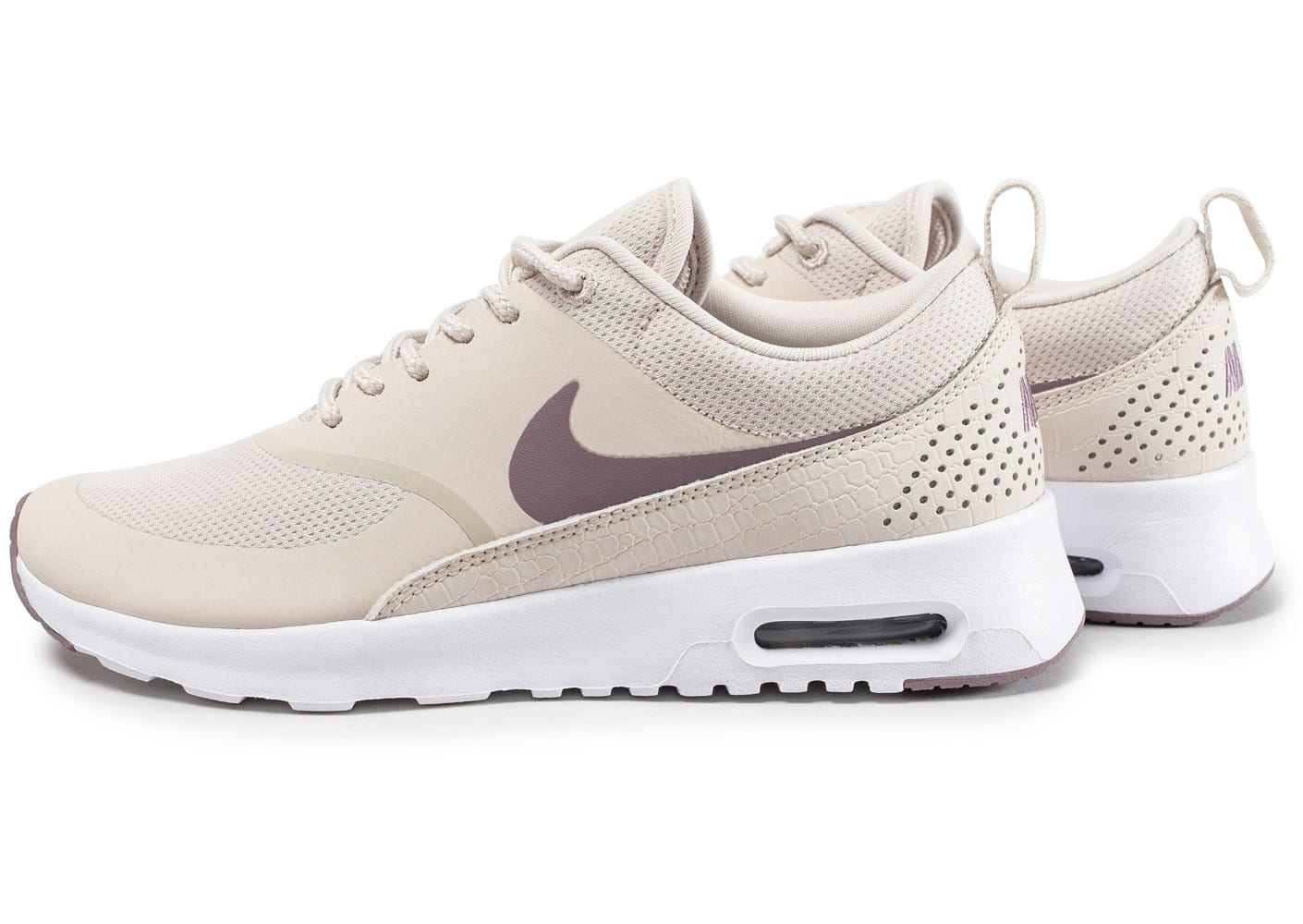 nike air max thea beige chaussures black friday chausport. Black Bedroom Furniture Sets. Home Design Ideas