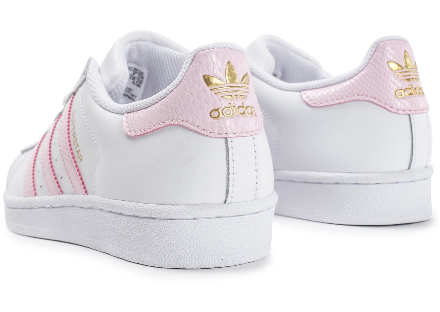 adidas superstar rose pale