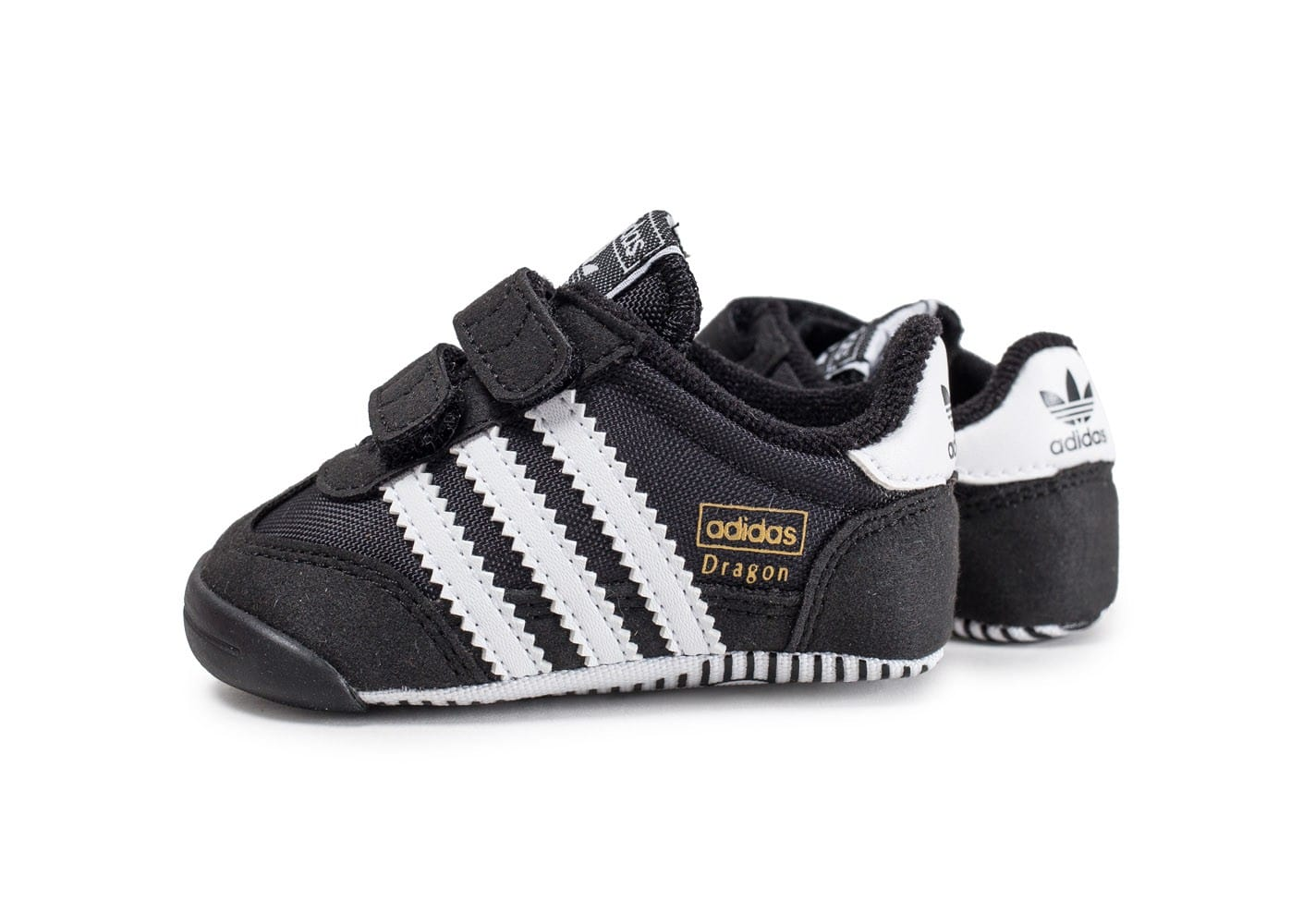 adidas dragon crib b b noire chaussures adidas chausport. Black Bedroom Furniture Sets. Home Design Ideas