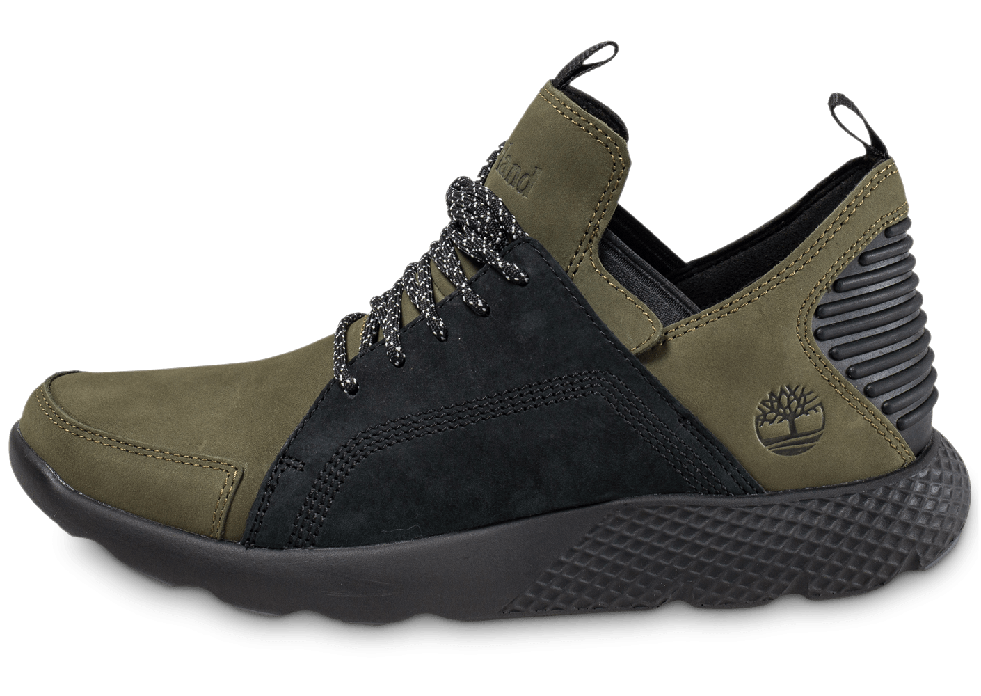 timberland flyroam wedge kaki chaussures homme chausport. Black Bedroom Furniture Sets. Home Design Ideas