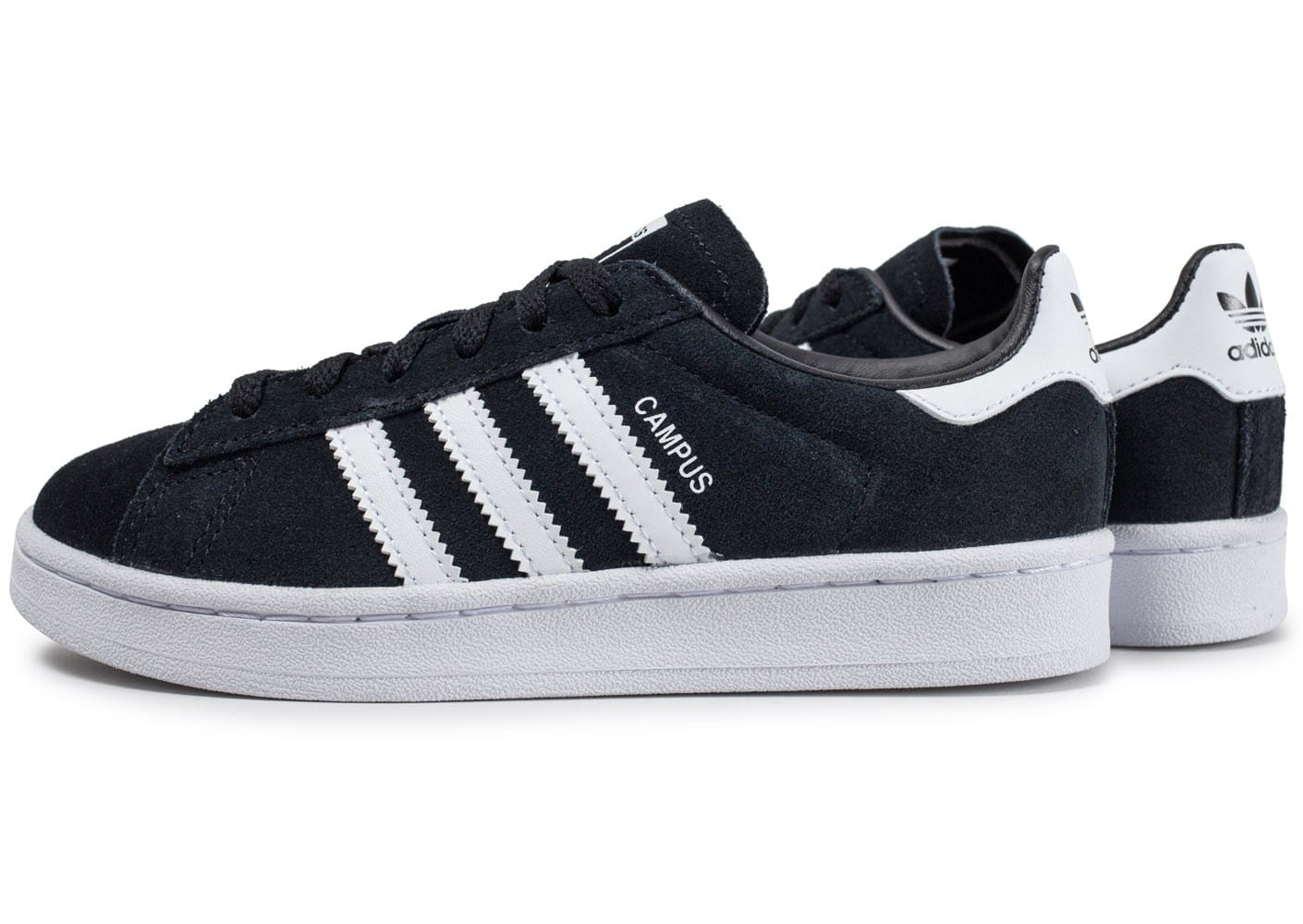 adidas campus enfant noire chaussures adidas chausport. Black Bedroom Furniture Sets. Home Design Ideas