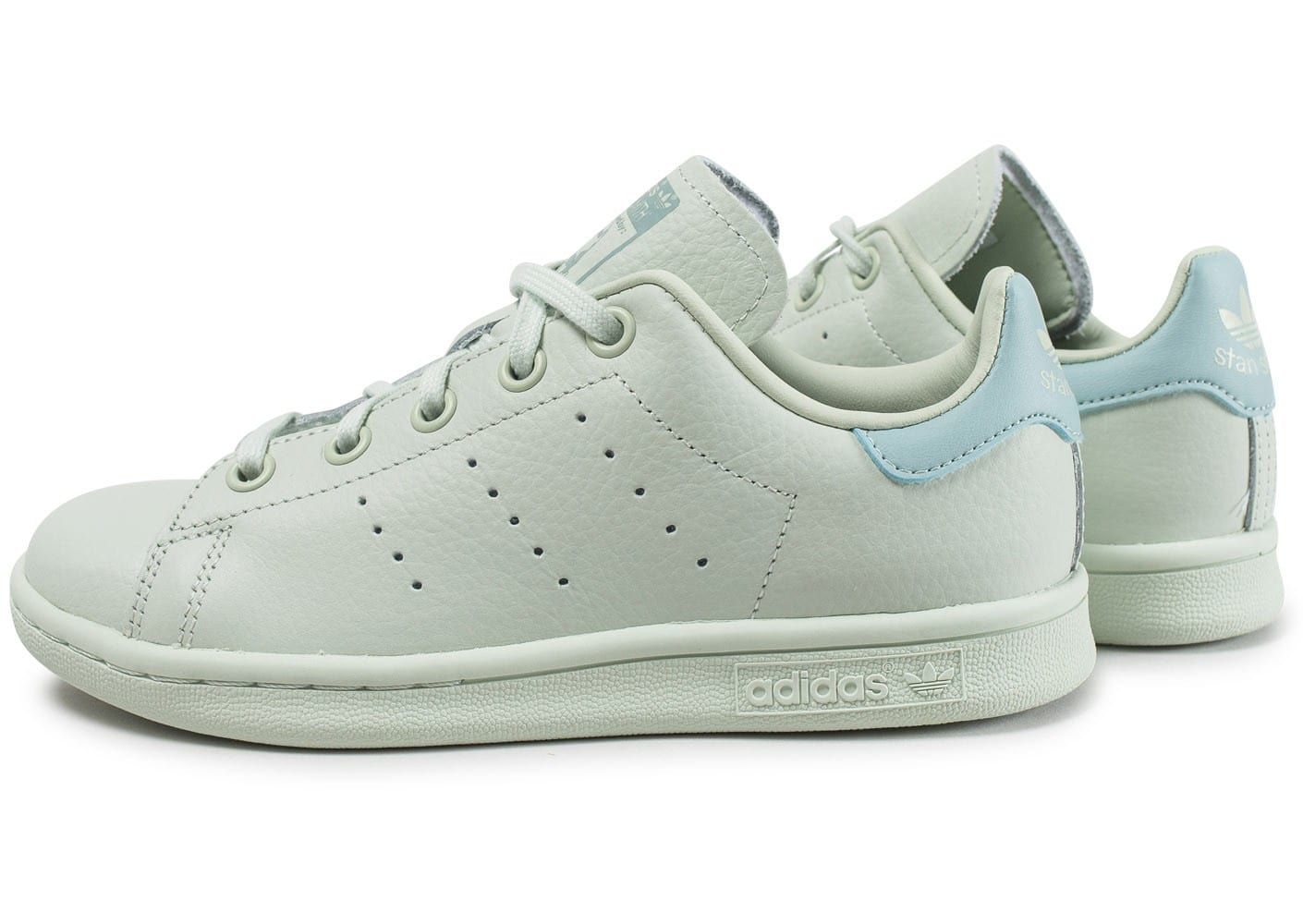 adidas stan smith enfant vert pastel chaussures adidas chausport. Black Bedroom Furniture Sets. Home Design Ideas