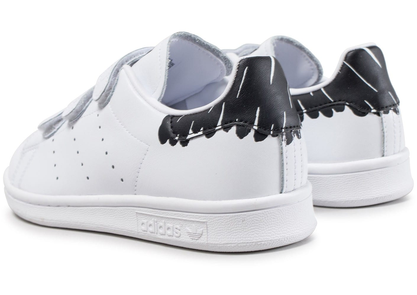 chaussure adidas blanche et vertebrates pictures and information