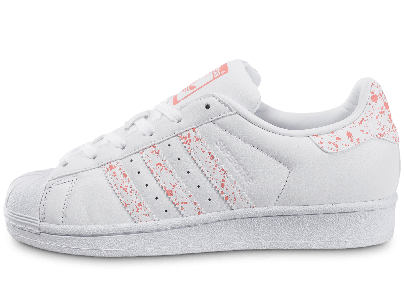 adidas neo femme blanches