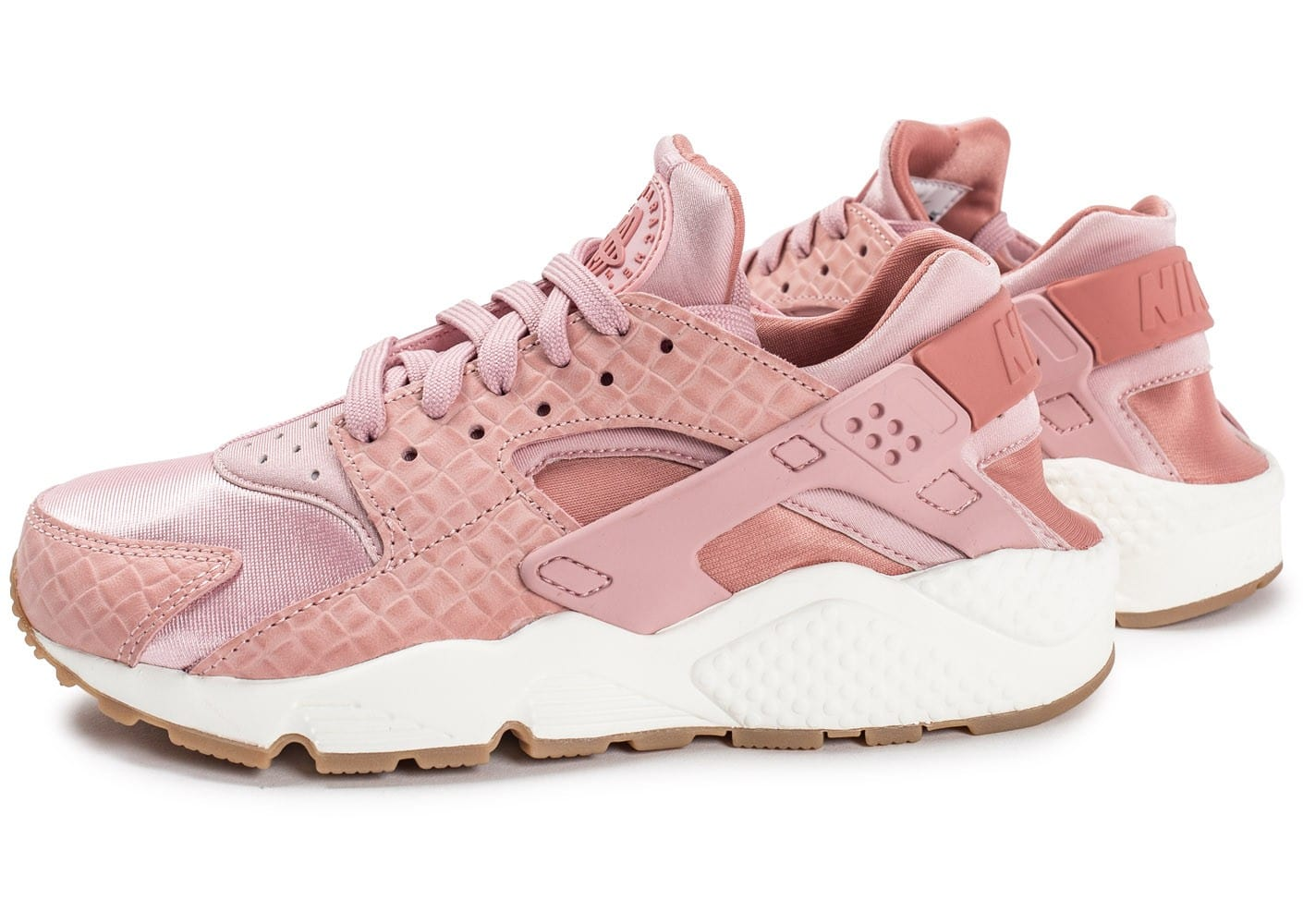 fashion styles great look another chance nike air huarache grise et rose