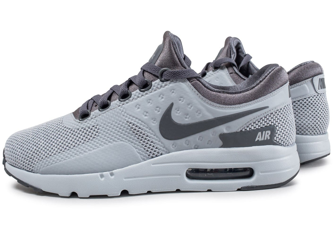 nike air max zero grise chaussures homme chausport. Black Bedroom Furniture Sets. Home Design Ideas