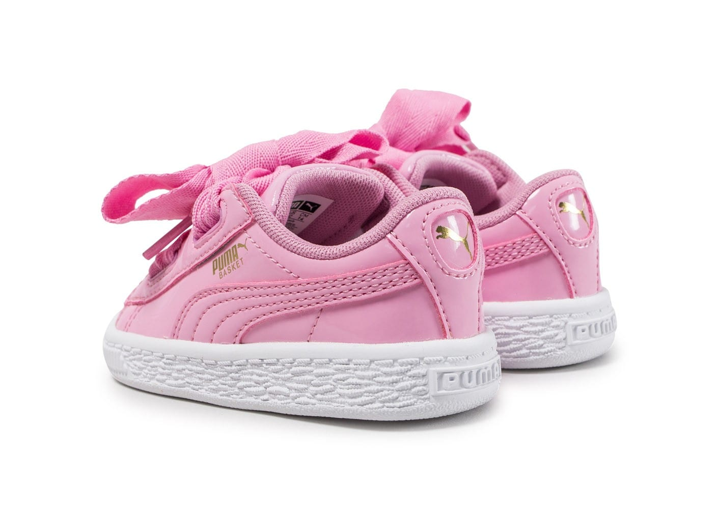 puma basket heart patent b b rose chaussures black friday chausport. Black Bedroom Furniture Sets. Home Design Ideas