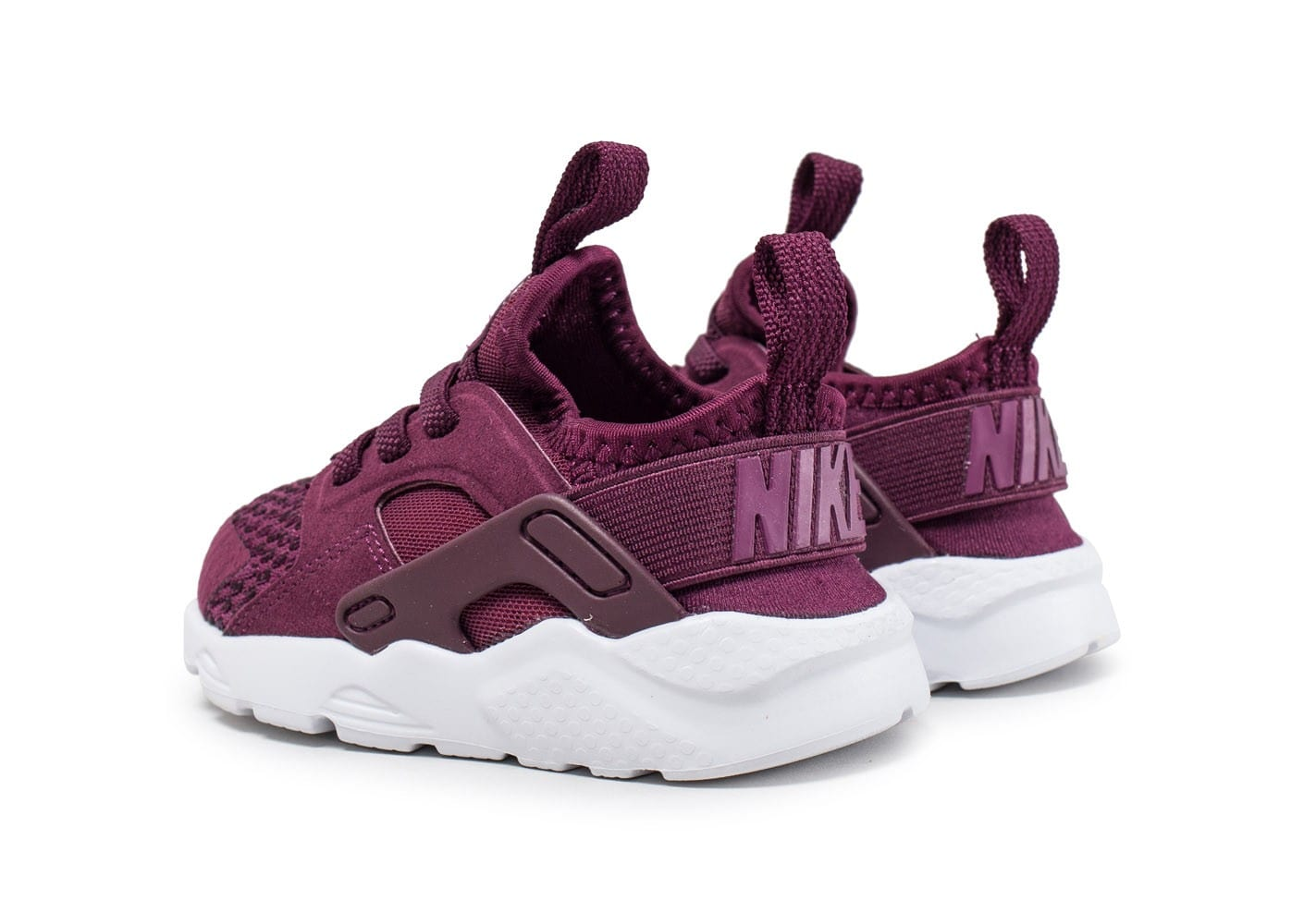 nike air huarache ultra b b bordeaux chaussures enfant chausport. Black Bedroom Furniture Sets. Home Design Ideas