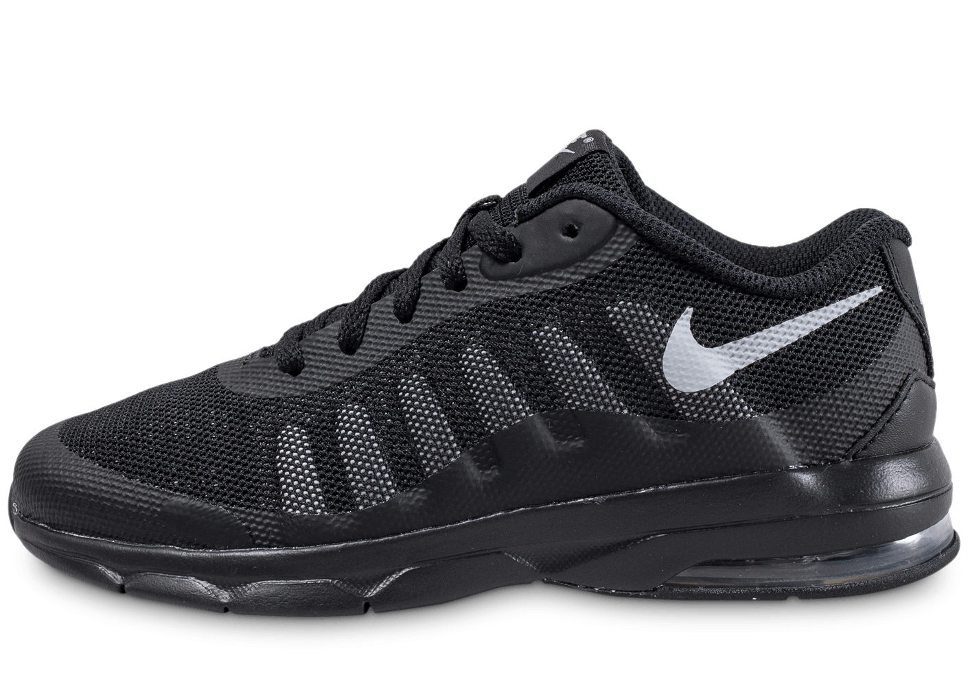 nike air max invigor enfant noire chaussures enfant chausport. Black Bedroom Furniture Sets. Home Design Ideas