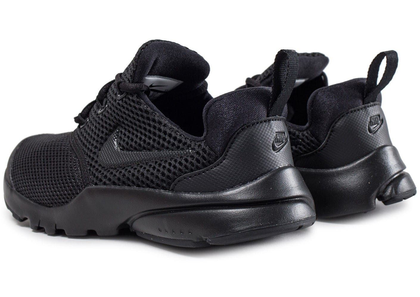 nike presto fly enfant noire chaussures enfant chausport. Black Bedroom Furniture Sets. Home Design Ideas