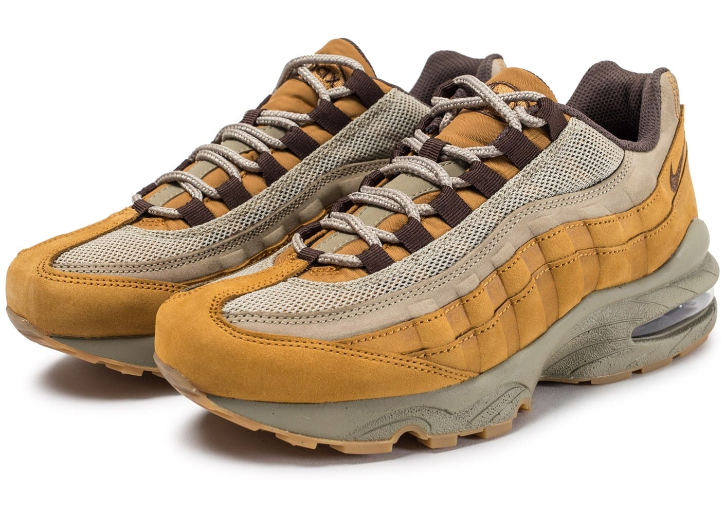 nike air max 95 winter prm junior wheat chaussures femme chausport. Black Bedroom Furniture Sets. Home Design Ideas