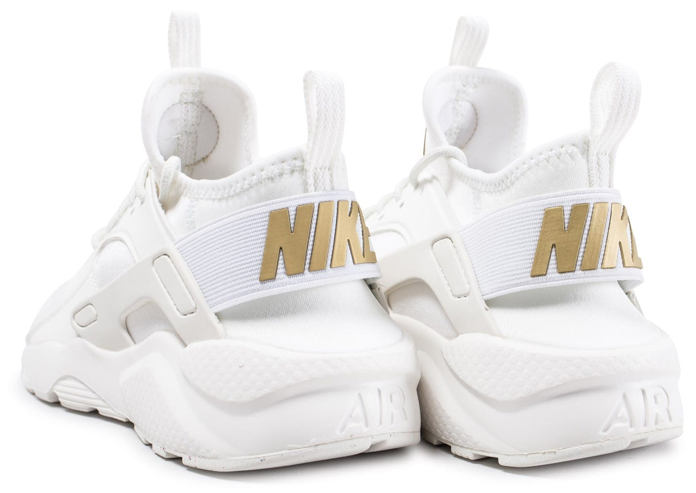 Huarache ultra blanche et or for Olaf decoration exterieure