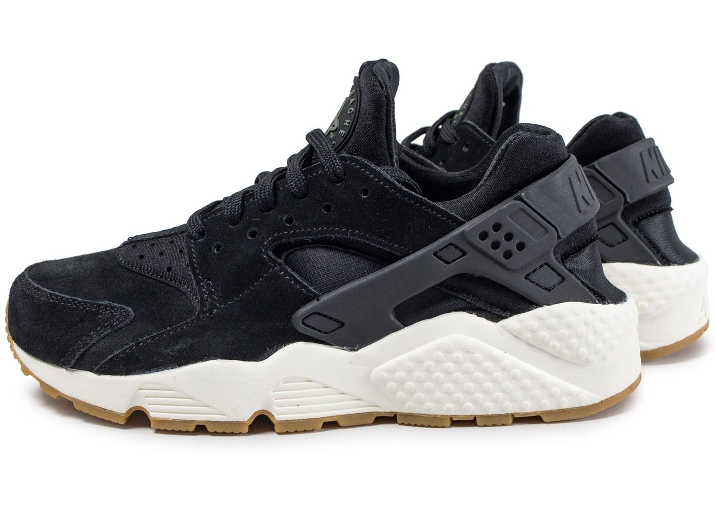 nike air noir huarache. Black Bedroom Furniture Sets. Home Design Ideas