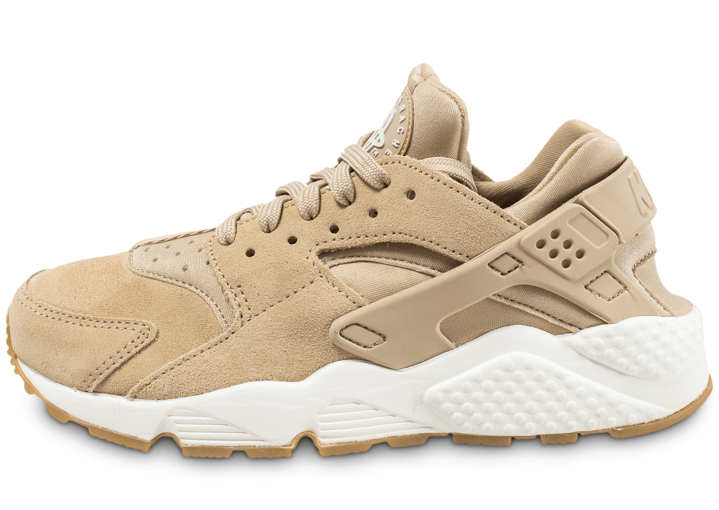 nike air huarache run beige chaussures femme chausport. Black Bedroom Furniture Sets. Home Design Ideas
