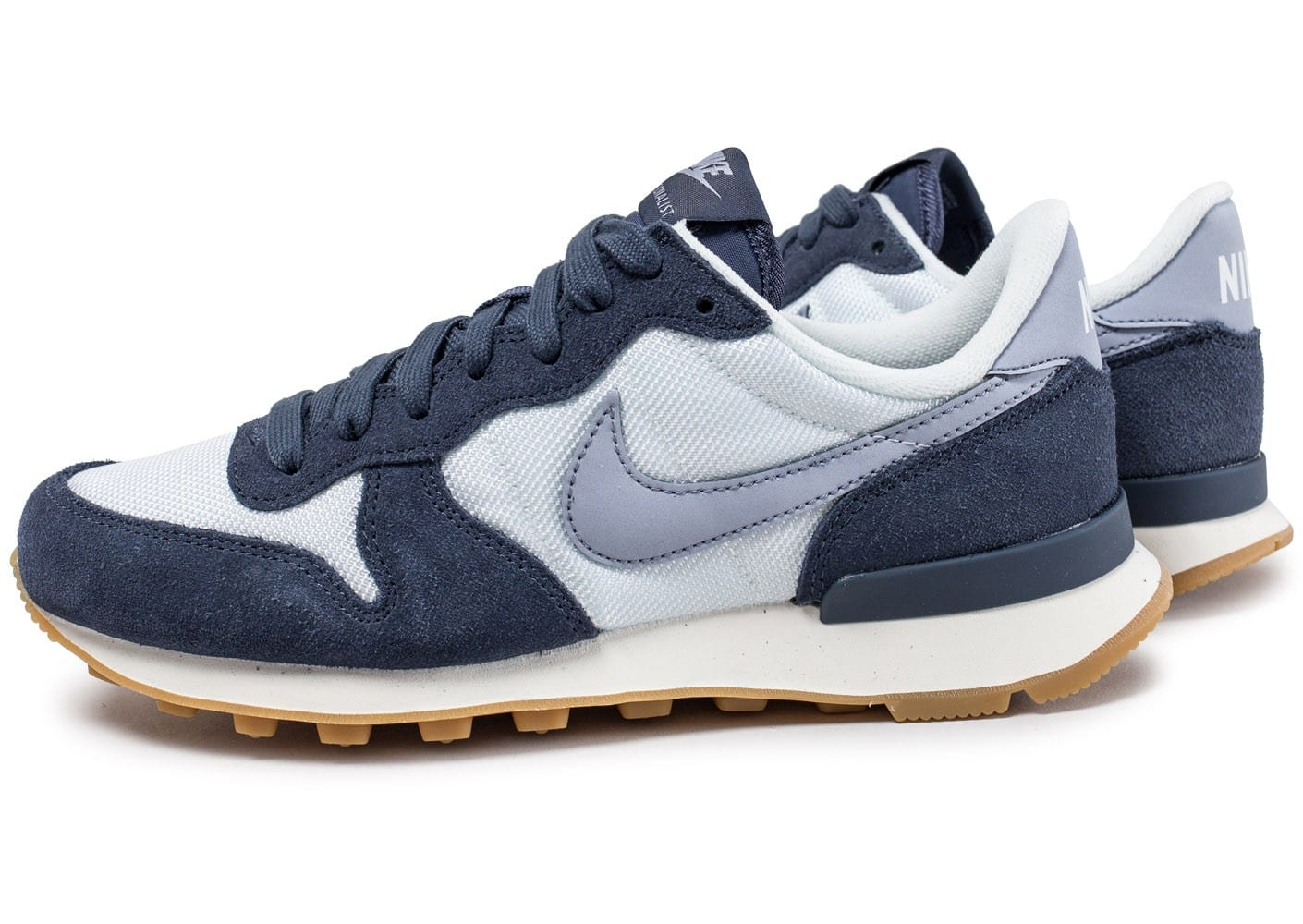 nike internationalist homme bleu marine