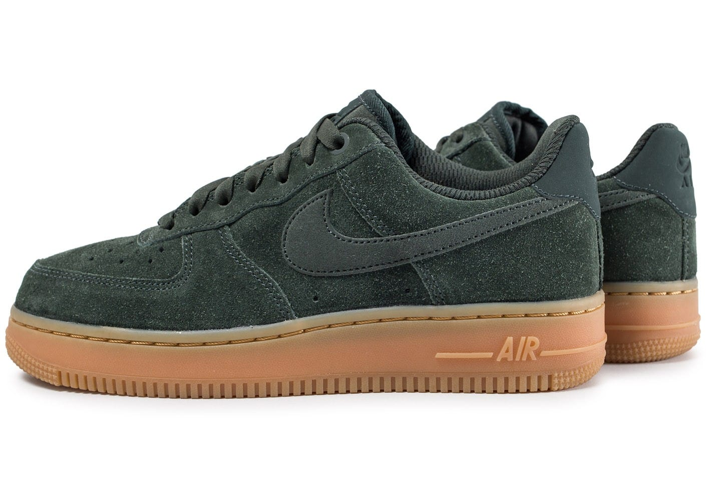 air force 1 femme suede