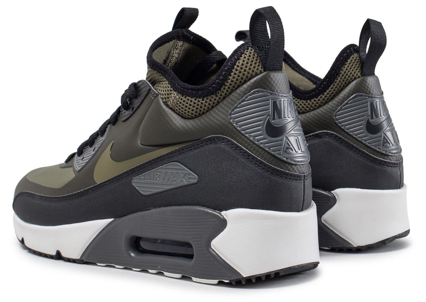 nike air max 90 ultra mid winter chaussures homme chausport. Black Bedroom Furniture Sets. Home Design Ideas