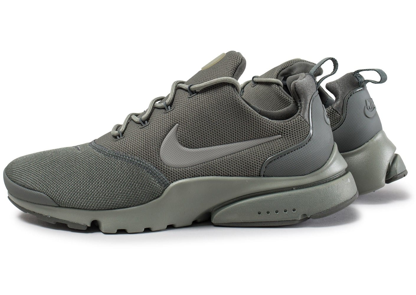 nike presto fly gris kaki chaussures homme chausport. Black Bedroom Furniture Sets. Home Design Ideas