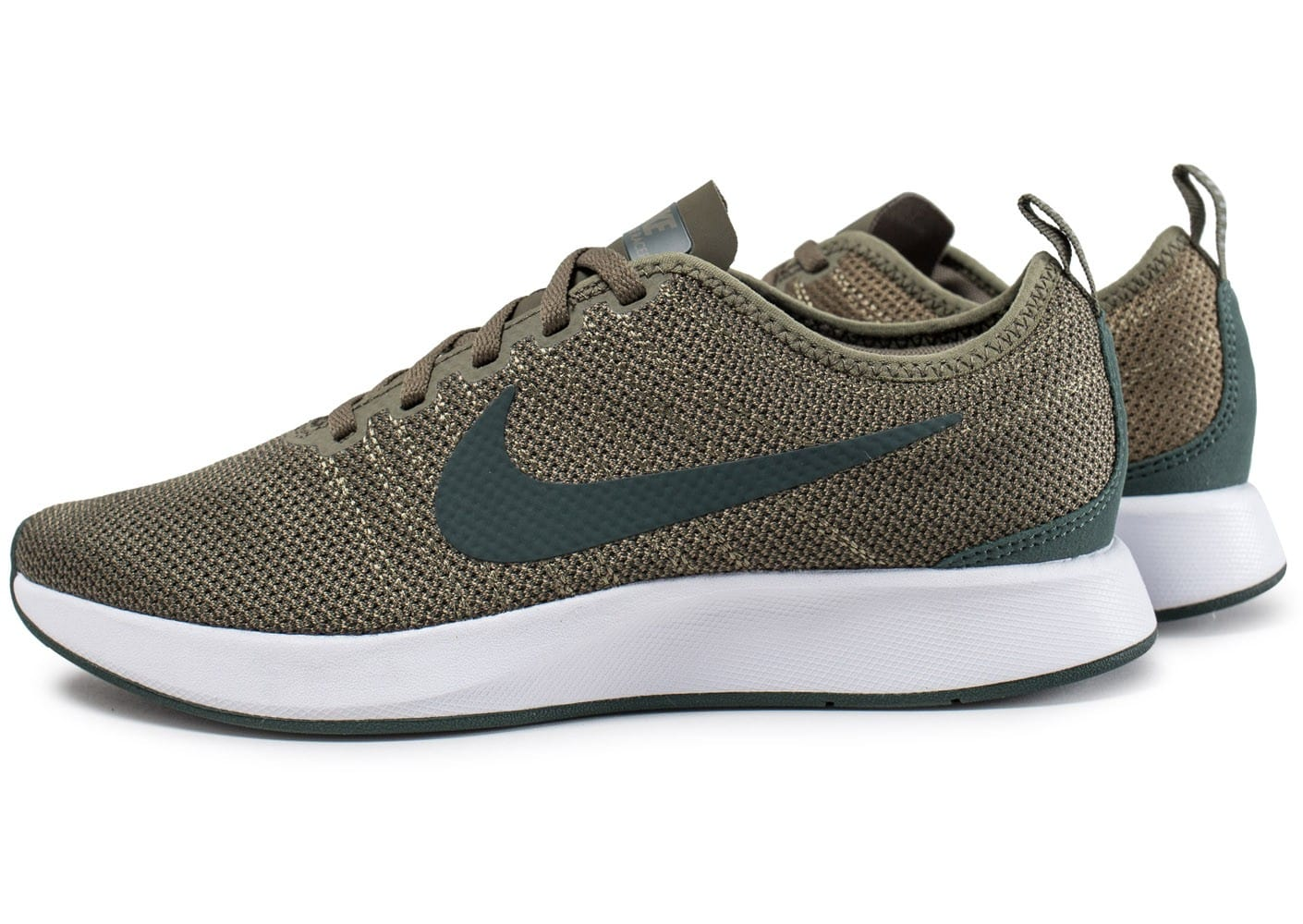 nike dualtone racer olive chaussures homme chausport. Black Bedroom Furniture Sets. Home Design Ideas